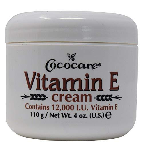 Cococare La vitamina E Crema 4 once (pacchetto di 4)