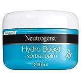 Neutrogena Hydro Boost, Balsamo Corpo Rinfrescante, Sorbet Balm, con Acido Ialuronico, 200 ml