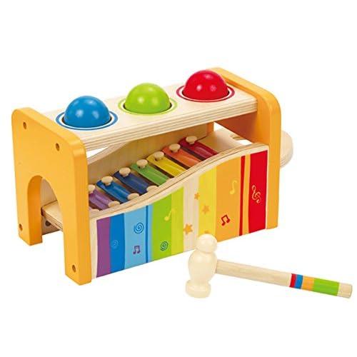Hape Xylophone en Bois Premier Âge