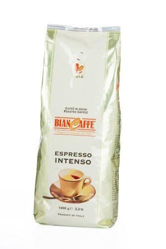 BIANCAFFE Intenso geröstete Espresso Kaffee Bohnen