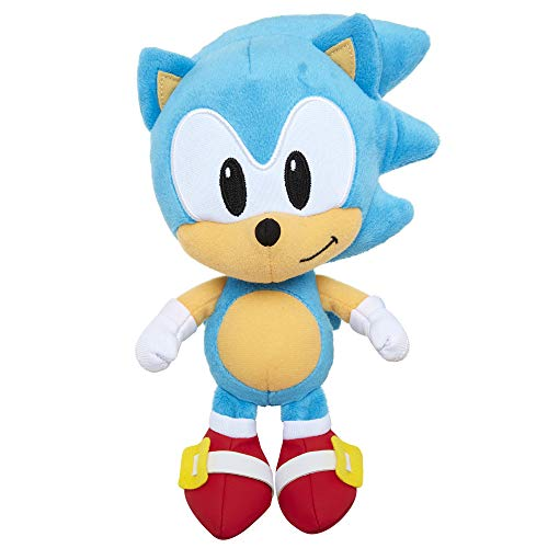 Jakks Peluche Sonic The Hedgehog 17cm