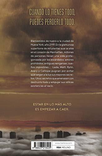 Resumen del libro de KATHARINE MCGEE El Piso Mil 3: Cielo Infinito