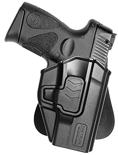 Tactical Scorpion Gear Modular Level II Retention Paddle Holster Fits: Ruger LCP2