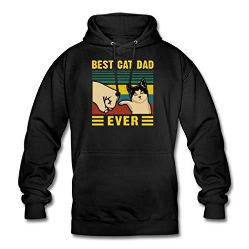 Best cat dad Ever t Shirt Black