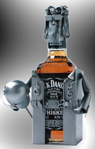 Boystoys HK Design Flaschen-Deko für Jack Daniels -