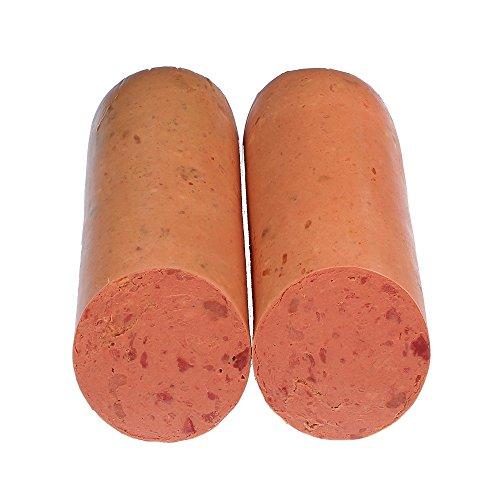 Grobe Kassler Leberwurst 1 Wurst ca. 1000 g