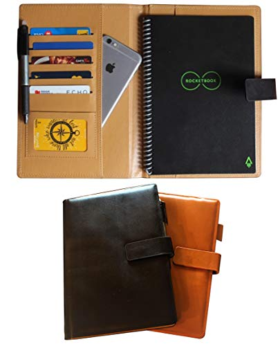 Notebook Cover and Organizer