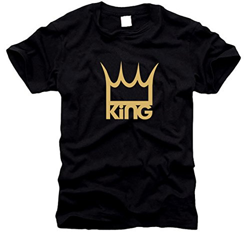 King - T-shirt - Taille L
