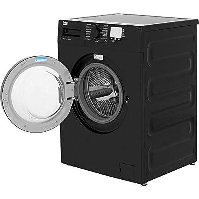 Beko WTG820M1B 8kg 1200prm Freestanding Washing Machine - Black