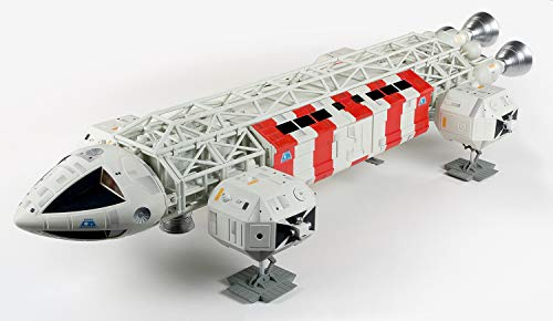 MPC Mondbasis Alpha Space:1999 Eagle Transporter Finished fertiges Modell 1:48 Model Kit MPC903