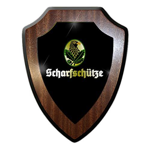Copytec Scharfschütze Sniper Adler Scharfschützenabzeichen Emblem Wappenschild #19867