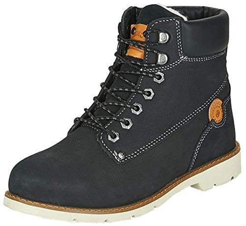 Dockers by Gerli Jaylila Ankle Boots/Boots Women Black - 6.5 - Mid Boots Shoes