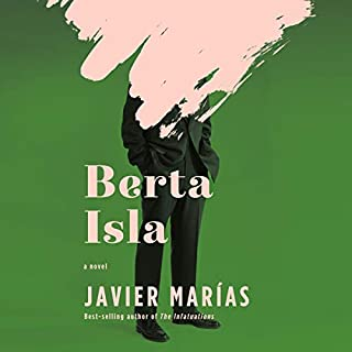 Berta Isla audiobook cover art