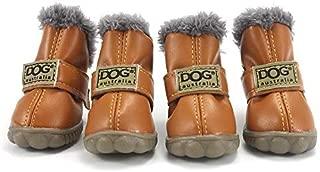 Colorfulhouse® Dog Australia Winter Warm Dog Boots 4 Pcs