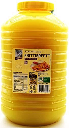 Classic Line Frittierfett halbflüssig, 10 L