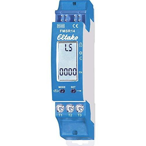 Eltako 4407445 Funksensor Rs485 Multifunktionsrelais, 5-Kanal Fmsr14