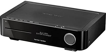 Harman Kardon BDS 5 SO 5.1 Channel Blu-ray Home Theater Receiver - Black Gloss