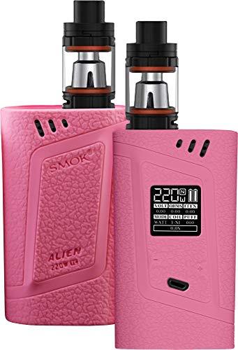 Baluum - Carcasa para Cigarrillos electrónicos SMOK Alien (220 W, Silicona TPU)