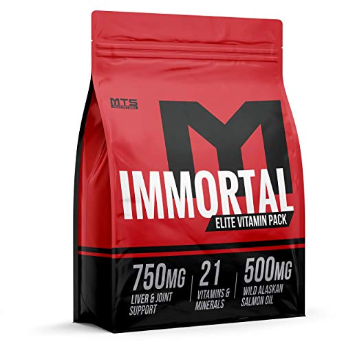 MTS Nutrition Immortal Vitamin Pack - 30 Packs