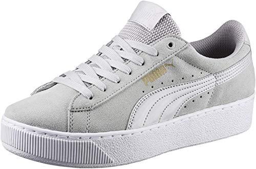 PUMA Vikky Platform, Sneaker Donna, Grigio (Gray Violet-Gray Violet), 40.5 EU