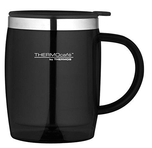 Thermos 103844 zwart koffie 1 kop