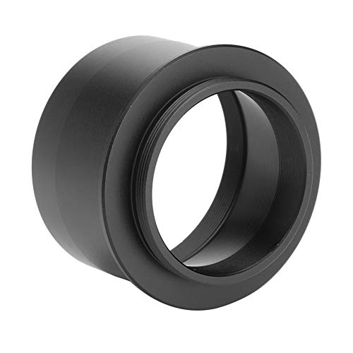 IGKE Telescope Accessories, 2' to M42*0.75 Telescope Eyepiece Adapter, Aluminum Magnesium Alloyc for connecting the bayonet of SLR camera
