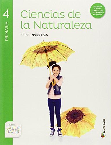 Ciencias de la Naturaleza + Mi primer taller de Ciencias, Primaria 4 - 9788468031354