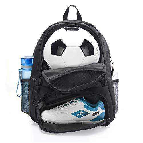 ERANT Soccer Bag for Girls – Soccer Backpack for Boys – Soccer Bags for Boys – Girls Soccer Bags with Ball Holder – Soccer Backpack for Girls – Kids Soccer Bag Kids – Soccer Backpacks with Ball Holder