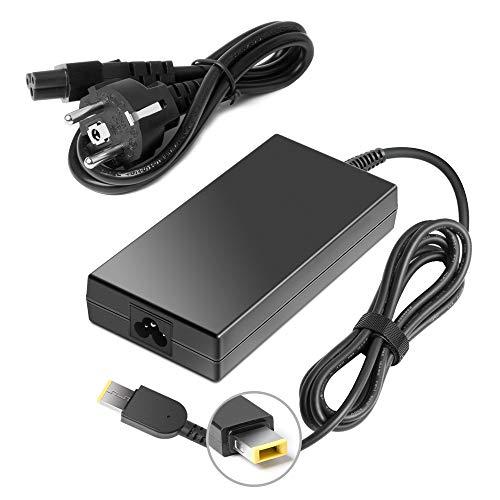 TAIFU 20V 6,75A 135W Adaptador Cargador Portátil para Lenovo Legion 5 Y520 Y530 Y730 Y520-15IBK Y530-15ICH IdeaPad Gaming 3 Laptop L340-15IRH Y40-70 Y50-70 Y70-70 Y700 Z710 Ideacentre AIO 520-27ICB