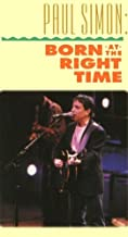 Born at the Right Time VHS