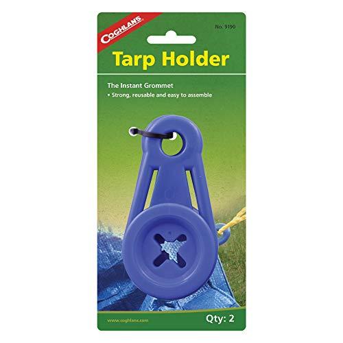 Preisvergleich Produktbild Coghlans Tarp Holder Klemmen / Klemmklipp - 2er Pack
