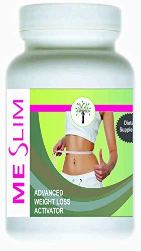 Atulya Me Slim Capsule Advanced Weight Loss Activator, 100% Natural & Safe Vegetarian-60 Capsule