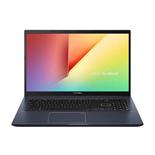 ASUS VivoBook Ultra 15 AMD Ryzen 5 4500U 15.6-inch FHD Thin and Light Laptop (8GB RAM/512GB NVMe SSD/Windows 10/Integrated Graphics/Bespoke Black/1.80 kg), M513IA-EJ310T