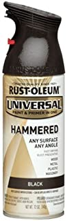 Best hammered black spray paint Reviews