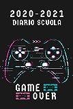Diario Scuola 2020 2021: Diario Bambina Scuola Elementare , Diari per la scuola 2020/2021 Elementari Ragazzi Ragazza , (Agenda Scuola Settimanale 1 Settimana su 2 Pagine)