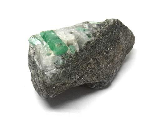 エメラルド原石 中国雲南省産 天然石 パワーストーン 鉱物 鉱石 結晶