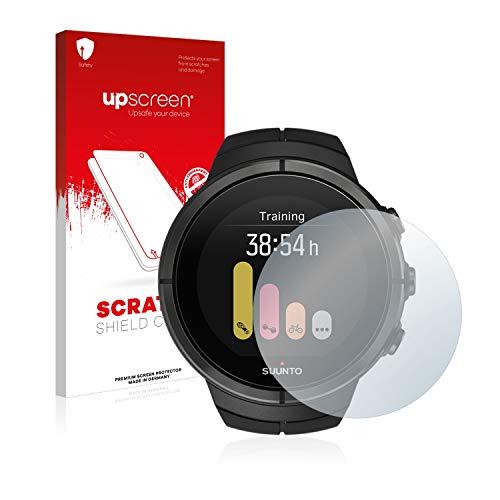 upscreen Pellicola Protettiva Compatibile con Suunto Spartan Ultra Protezione Proteggi Schermo – Trasparente, Anti-Impronte
