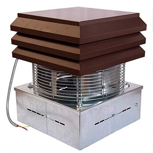 Extractor de humo Extractores de humo para chimeneas para barbacoa Aspirador de humos para chimenea extractor de chimenea modelo base Gemi Elettronica