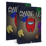 Am_Ong Poster U_S - Funda para iPad Mini4/5 de 7,9 pulgadas y iPad Air1/2 de 9,7 pulgadas, delgada y elegante, a prueba de golpes, apagado automático