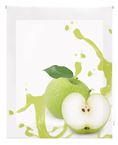 Blindecor Estor enrollable translúcido digital, Cocina, W-C-27275, 130X180 cm