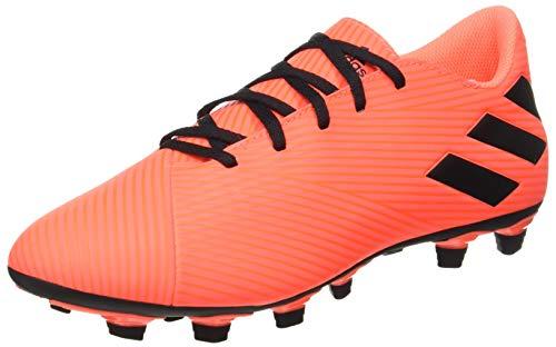 adidas Herren Nemeziz 19.4 FxG Fussballschuh, Corsen/Negbás/Rojsol, 47 1/3 EU