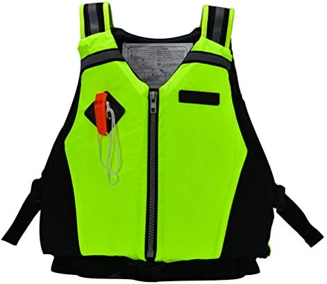 InBest Life Jacket for Water Sports Life Jacket Adult Swimming aid Swimming Training Solid Vest product image
