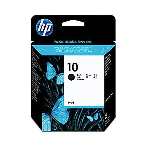 HP C4844A 10 Schwarz Original Druckerpatrone für HP Business Inkjet, HP Designjet