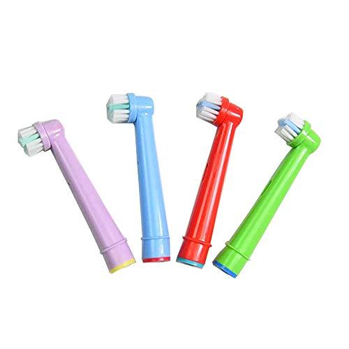 oral-q 3/cabezales de afeitado de repuesto para PHILIPS HQ6695/doble cuchilla afeitadora cabezales con cepillo de limpieza