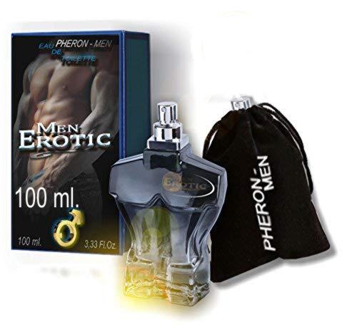 Pheromone Parfum - PHERON-MEN - strong 100 ml, hochwirksamer Sexlockstoff/Aphrodisiakum