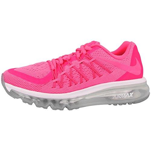 Nike Schuhe Air MAX 2015 (GS) Pink Pow-Pink Pow-Vivid Pink-White (705458-601) 36 Pink