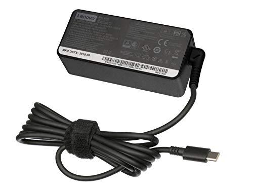 Lenovo Cargador USB-C 45 vatios Original para la série Yoga 720-13IKBR (81C3)