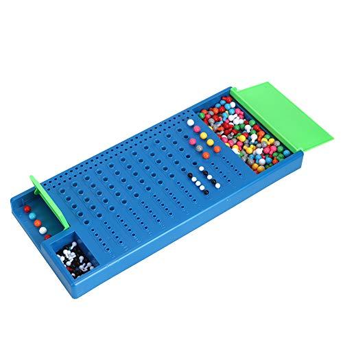 Haokaini Tischspiel-Set Mini-Arithmetik-Tischspiel Kinder Interaktion Spielzeug Intellektuelle Entwicklung Spiel für Kinder Kinder Familie