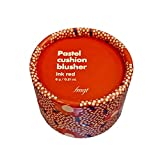 fmgt The Face Shop Pastel Cushion Blusher 04 Ink RED 6g