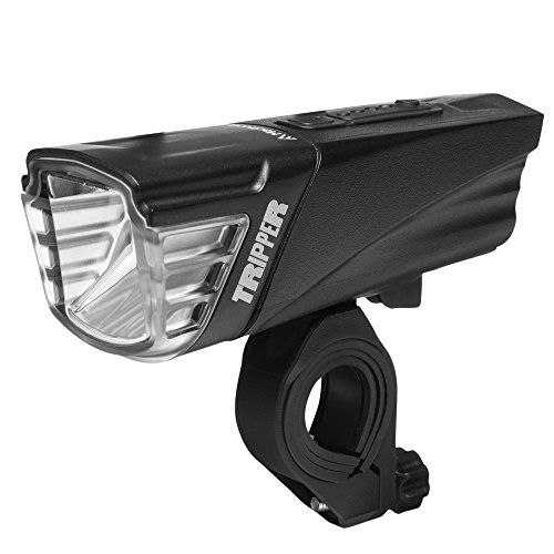MacTronic Adventure Tripper-Lámpara Delantera para Biciclet